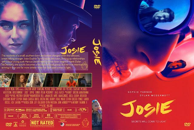 Josie DVD Cover
