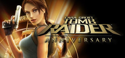 Tomb Raider Anniversary ISO PPSSPP Highly Compressed in 700MB