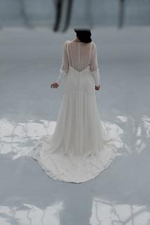 Robes de mariées Caroline Quesnel Lyon blog mariage www.unjourmonprinceviendra26.com