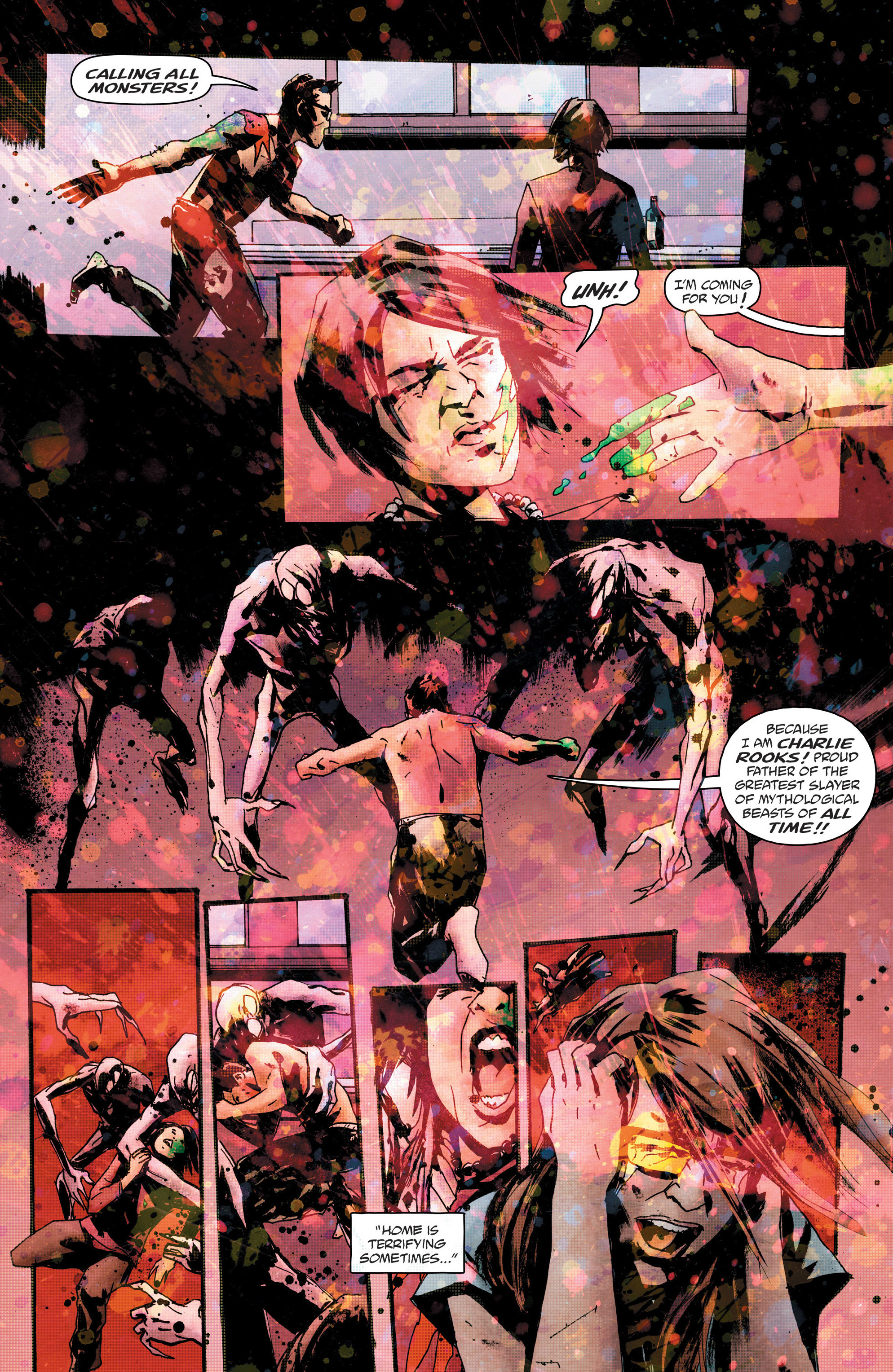 Read online Wytches comic -  Issue #6 - 27