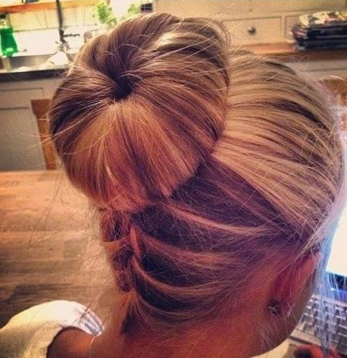 Top 5 Bun Updos for 2014