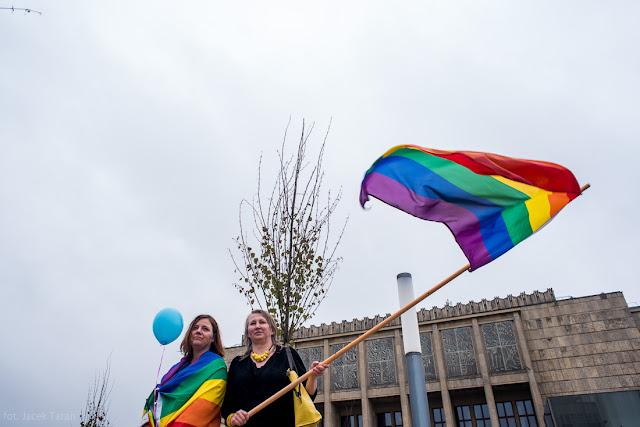 Marsz Równości - Kraków 2017
