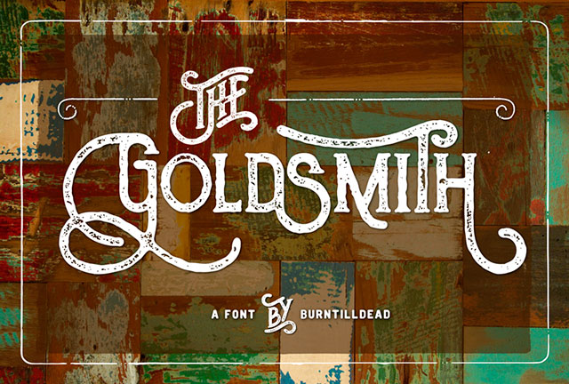 The_Goldsmith_Free_Font