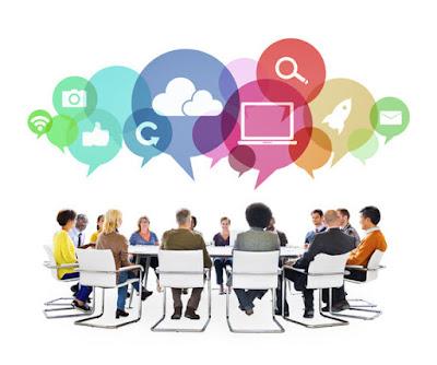 dampak sosial media untuk bisnis dropship reseller online