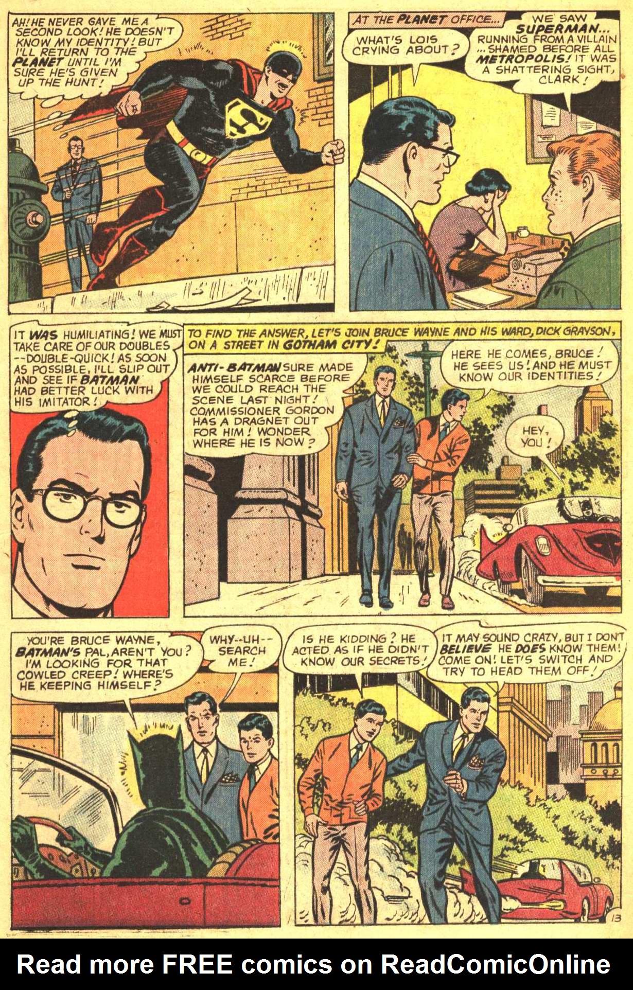 Read online World's Finest Comics comic -  Issue #159 - 17