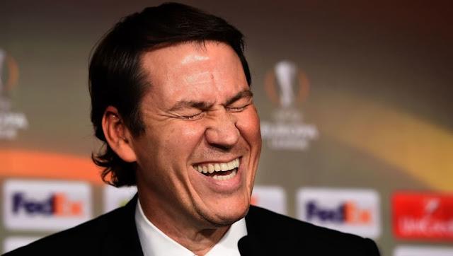 """Une recrue """"cadeau"""" pour Rudi Garcia en cas de qualification en C1 ?"""