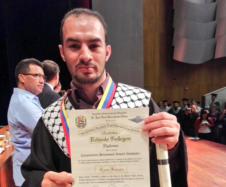 Creando hermandad entre Venezuela y Palestina - Blog Oficial