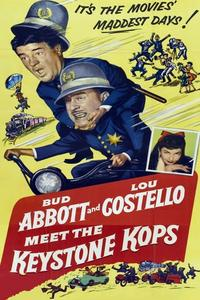 Watch Abbott and Costello Meet the Keystone Kops Online Free in HD