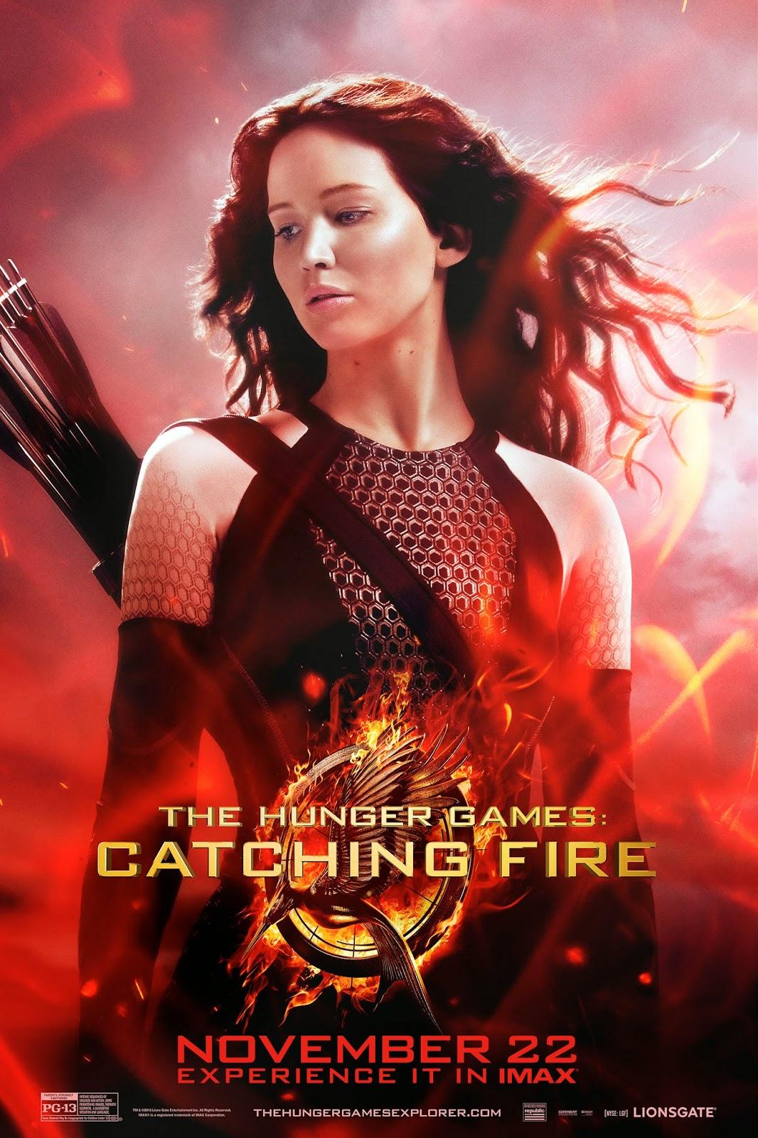 The Hunger Games 2 Catching Fire เกมล่าเกม 2 แคชชิ่งไฟเออร์ [HD][พากย์ไทย]