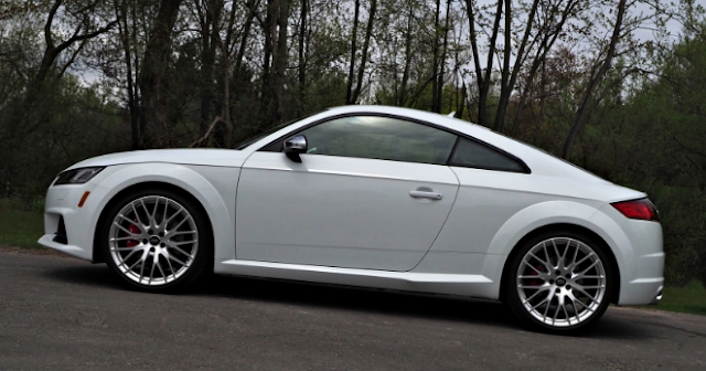 2017 Audi TTS Coupe Review
