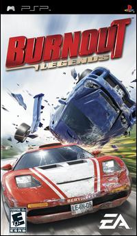 Burnout Legends [PSP] (ISO - Español) (MEGA)