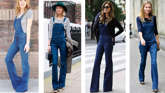 Looks com jardineira - leiga fashion