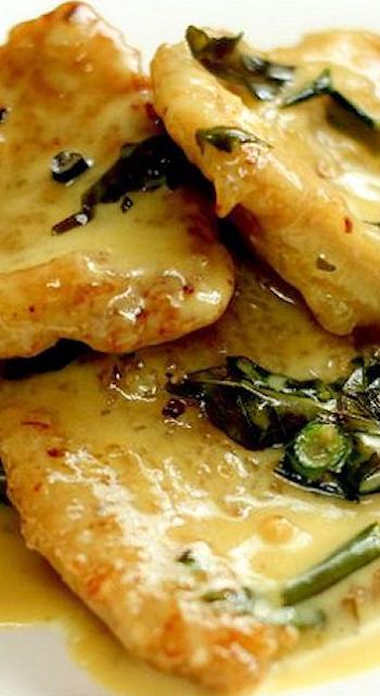 Creamy Butter Pork Chop