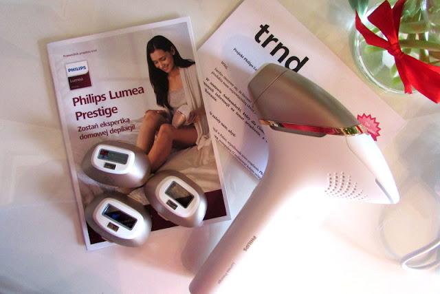 Philips Lumea Prestige BRI956