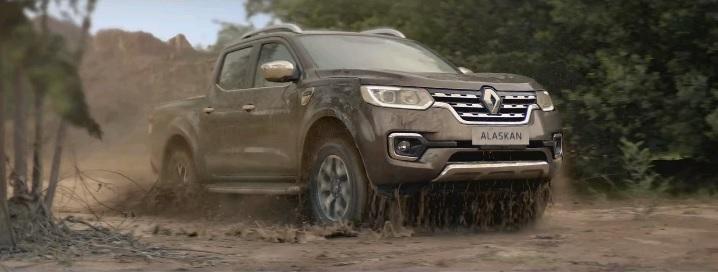 Renault Alaskan có gì đó giống với Nissan Navara?