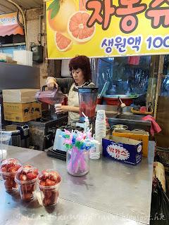 釜山富平罐頭市場