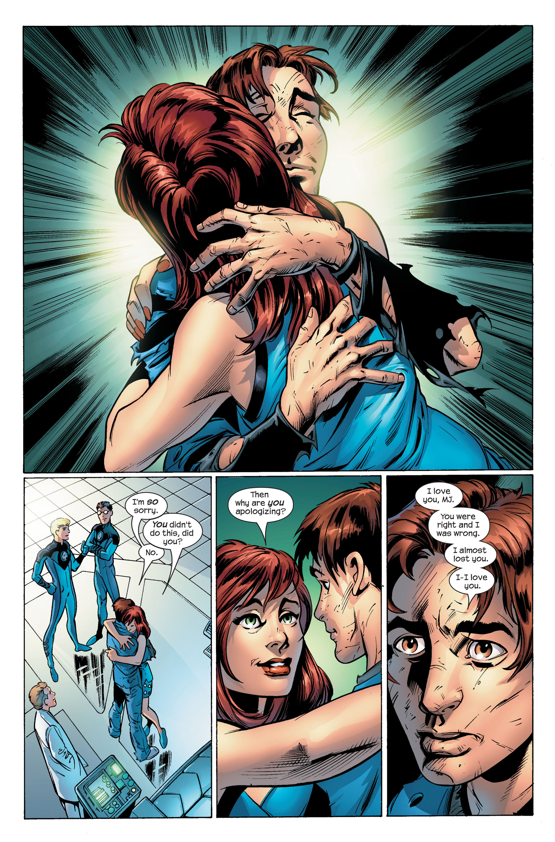 Read online Ultimate Spider-Man (2000) comic -  Issue #104 - 26