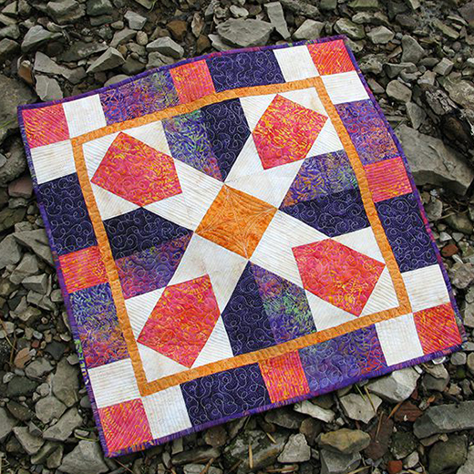 Seaside Summer Quilt Free Tutorial