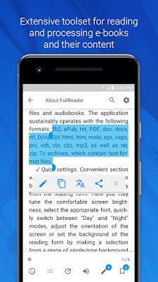 تطبيق FullReader v4.0.9 لقرائة الإلكترونية النسخة المدفوعة للأندرويد unnamed+%2822%