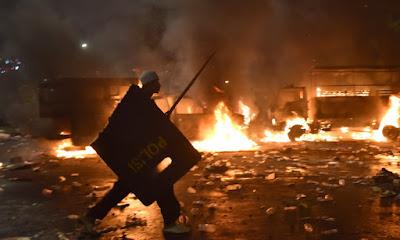 Aksi Unjuk Rasa 4 November Berujung Rusuh, Mabes Polri Akan Periksa 10 Orang - Commando