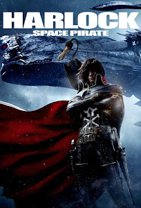 Harlock: Space Pirate Poster