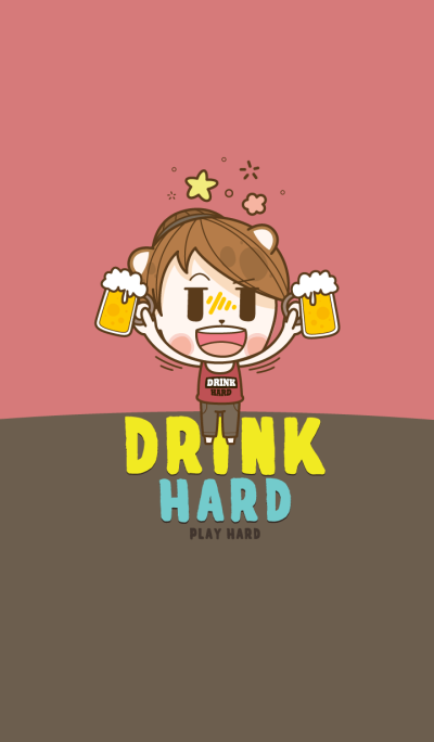 Drink Hard Play Hard