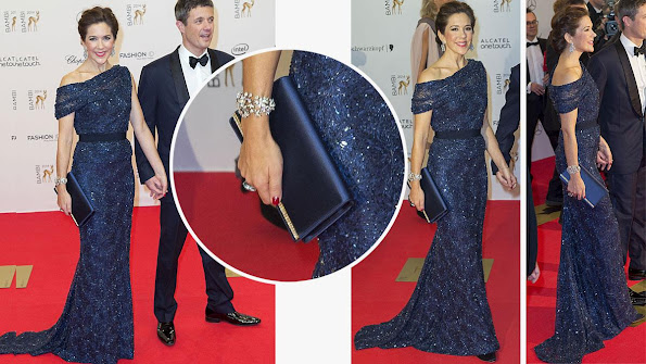 Stylish and fashionable - Denmark's Crown Princess Mary - 2014