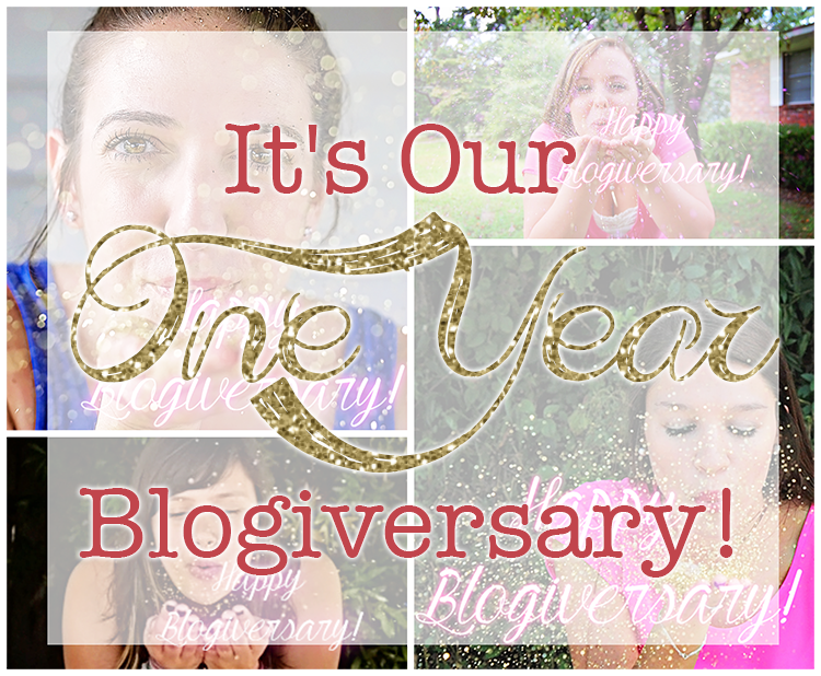ONE YEAR Blogiversary Giveaway + Birthday Cake Recipe | Food
