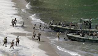 Latihan Militer Filipina dan Amerika