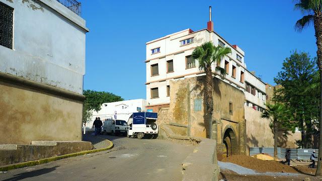 Изображение дома на бульваре Альмоад в Касабланке