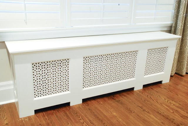 radiator cover, diy radiator, radiator cover mesh