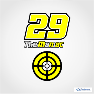 The Maniac 29 Iannone Logo Vector cdr