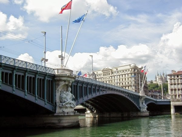 Ponts du Rhône