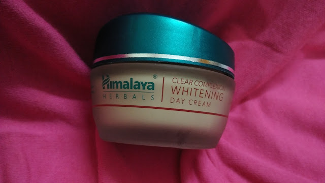 Himalaya Herbals- Clear Complexion WHITENING Day Cream 1