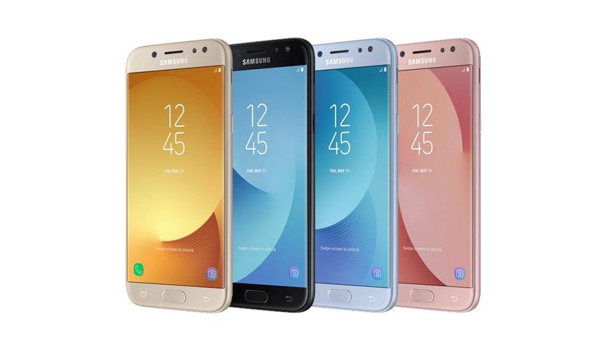 Samsung Galaxy J5 Pro Firmware Update