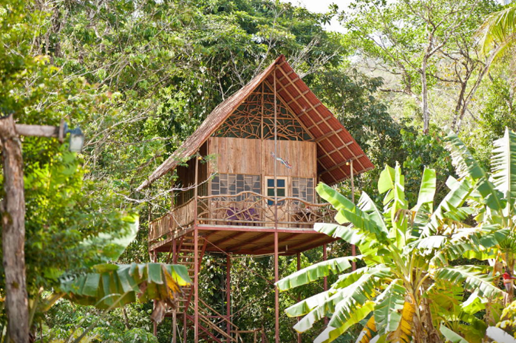 10 Airbnbs That Are So Cool You'll Want To Stay Forever - Rainforest Tree House, Alajuela, Costa Rica