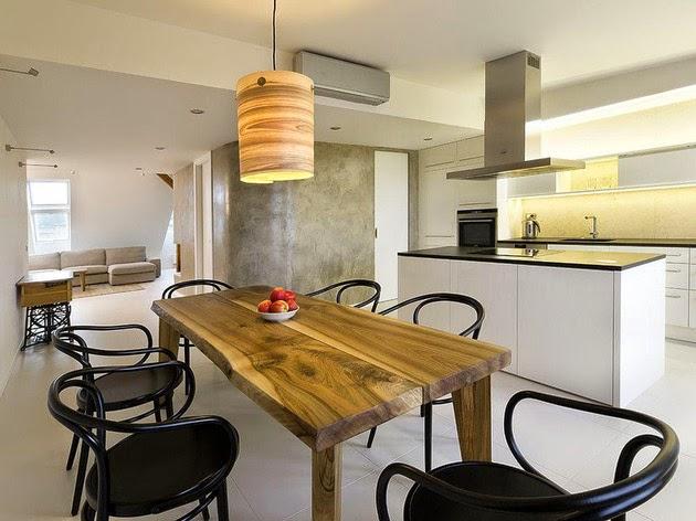 Kombinasi Desain Interior Tradisional dan Modern Kombinasi Desain Interior Tradisional dan Modern Dengan Penataan YangSimpel