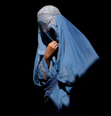 30 year old woman beheaded after going shopping alone without her husband in Afghanistan