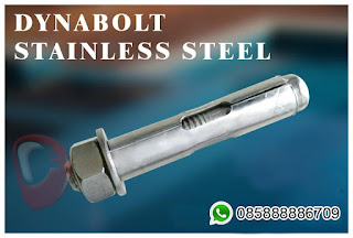 Baut Dynabolt Stainless Steel 304