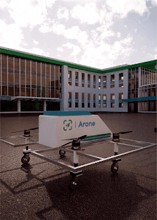 Arone - A Drone Delivery Startup from #Nigeria
