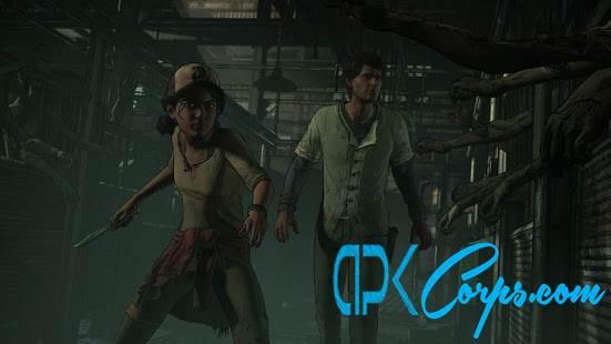 Download The Walking Dead: Season Three Mod v1.03 Apk [Unlocked]