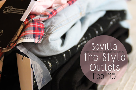 Sevilla the Style Outlets Feb '15