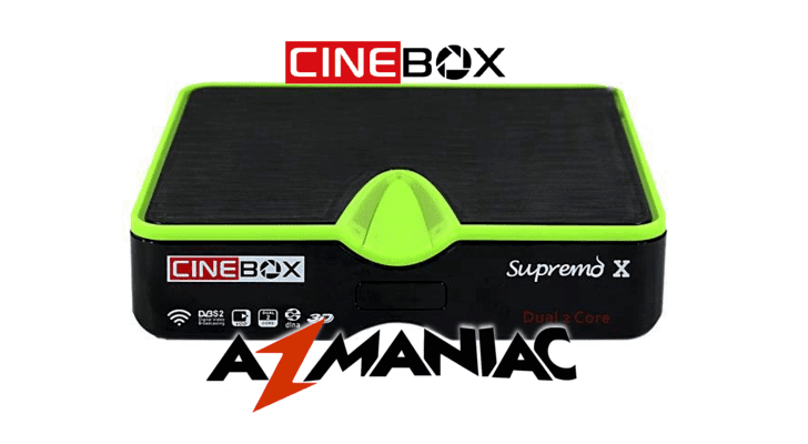 Cinebox Supremo X Dual Core