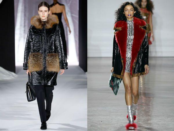 Кожаные куртки женские 2017: обзор самых модных фасонов