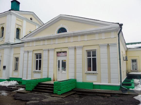 Самарський Свято-Миколаївський монастир. Церковна лавка