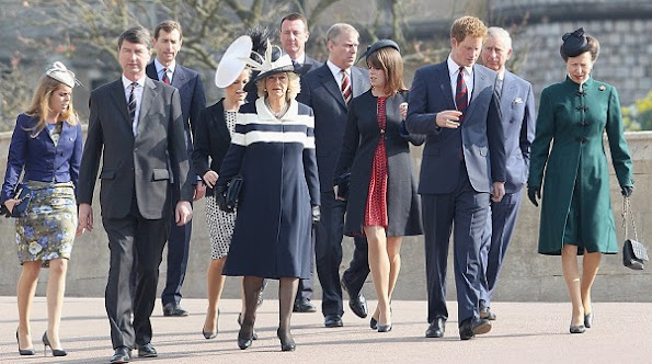 Kate Middleton, Royal family, Duchess Catherine, Princess Anne, Queen Elizabeth style of Queen