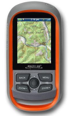 Топографические карты для GPS-навигаторов