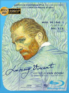 Cartas de Van Gogh [2017]HD [1080p] Subtitulado [GoogleDrive] SilvestreHD