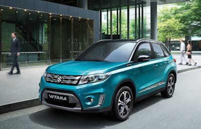Το νέο Suzuki Vitara 1ο σε πωλήσεις στην κατηγορία του για το 2015