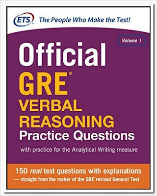 Download Free Official Gre Verbal Reasoning Practice Questions Book PDF